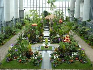 バリ庭園風2